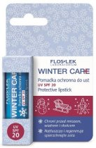 FLOS-LEK Winter Care Pomadka ochronna do ust z filtrem UV SPF 20