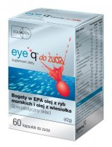 Eye Q 60 kapsułek do żucia