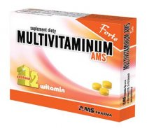 Multivitaminum AMS FORTE 90 tabletek