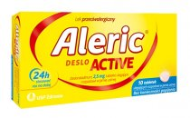 Aleric Deslo Active 2.5mg x 10 tabletek