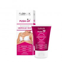 FLOS-LEK SLIM LINE Krem ujędrniający biust push-up 125 ml