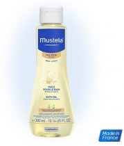 MUSTELA BEBE Enfant Olejek do kąpieli 300 ml