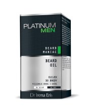 DR IRENA ERIS PLATINUM MEN BEARD MANIAC Olejek do brody 30 ml