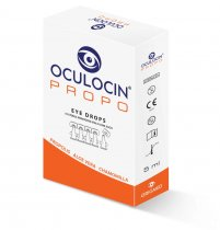 Oculocin Propo krople do oczu 10 minimsów po 0,5 ml